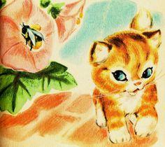 Alexander Kitten by Marge Opitz, 1959