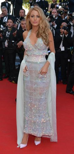 Lupita Nyong'o, Blake Lively, and Tons More Chic Celebs on the Cannes Red Carpet