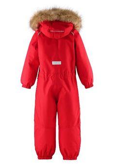 Kids' winter snowsuit Trondheim | Reima International Trondheim, Velcro Tape, Kids Outdoor Play, Adjustable Legs, New Uses, Snow Suit, Kids Playing, Snug Fit, Canada Goose Jackets