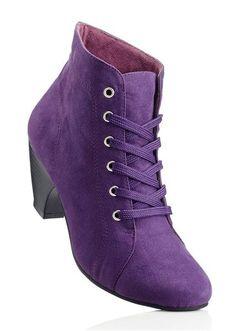 Purple Love, All Things Purple, Shades Of Purple, Purple Stuff, Cute Shoes, Me Too Shoes, Heeled Boots, Shoe Boots, Purple Boots