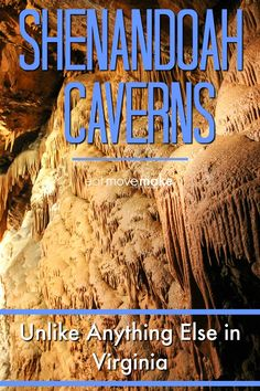 Shenandoah Caverns - the show cave itself is the headliner, but the quirky and kooky satellite attractions included with your admission may be what you remember most! Usa Travel Guide, Travel Usa, Travel Guides, Travel Tips, Shenandoah Caverns, Shenandoah River, Gravel Path, Visit Usa, Road Trip Usa
