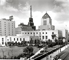 Los Angeles Central Library, 1949