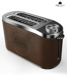 TOASTER : what if designed by 'LEICA'