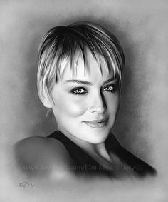 Sharon Stone © Ebn Misr —