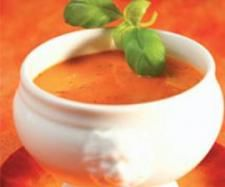 Rezept Tomatencremesuppe von Thermomix Rezeptentwicklung - Rezept der Kategorie Suppen
