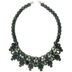 Black wandsworth necklace | Ek Thongprasert