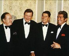 reagan john wayne   John Wayne and Ronald Reagan - Buy Cheap People Posters and Art Prints ...