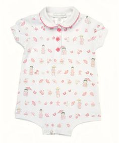 Look what I found on #zulily! Pink Mei Mei Bodysuit - Infant by babycottons #zulilyfinds