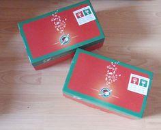 2015 - Meine gepackten Schuhkartons: Für ein Mädchen und einen Jungen (10-14)