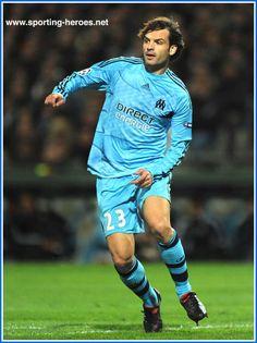 Fernando MORIENTES Olympique De Marseille