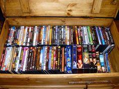 BESTSELLER Set of 2 DVD Storage Bag DVD Organize 1299 Video