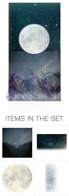 """Night Snacks"" by hello-there-gabrielle ❤ liked on Polyvore featuring art"