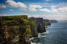 Irland Rundreise-Cliffs of Moher, Foto: Melo Schweizer
