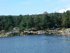 Baneheia in Kristiansand Norway