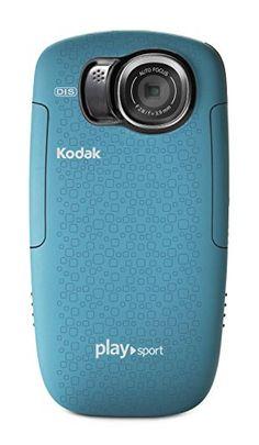 Kodak PlaySport (Zx5) HD Waterproof Pocket Video Camera - Aqua (2nd Generation)   http://ibestgadgets.com/product/kodak-playsport-zx5-hd-waterproof-pocket-video-camera-aqua-2nd-generation/   #gadgets #electronics #digital #mobile
