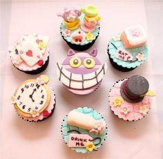 Cupcake's house: Cupcakes Barrio Sésamo