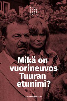 Mikä on Uuno Turhapuron appiukon vuori(sto)neuvos Tuuran etunimi? K Om, Movies, Movie Posters, 2016 Movies, Film Poster, Films, Film, Movie, Film Posters