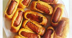Minis cake façon hot dog apéro dînatoire, pique nique, entrée