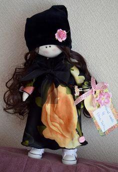 Elena Take hobby: Девочка в цветастом платье