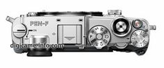 First peeks at the new Olympus Pen F [digicame-info.com]