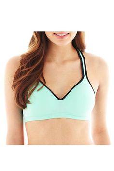 20 Sports Bras We'd Wear As Crop Tops  #refinery29  http://www.refinery29.com/sports-bras#slide-12  ...