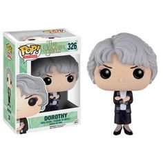 Golden Girls Dorothy Pop! Vinyl Figure - Funko - Golden Girls - Pop! Vinyl Figures at Entertainment Earth