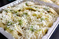 6 easy freezer meals…burritos, chicken enchiladas, pesto chicken shells, baked ziti, soup