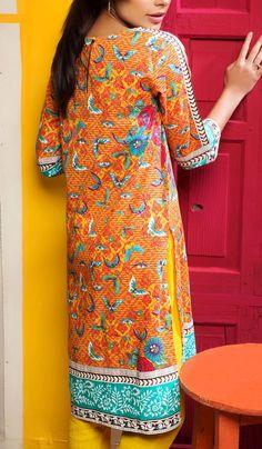 Buy Orange/Yellow Printed Khaddar Salwar Kameez (2pc) by Khaadi 2015 Call: (702) 751-3523 Email: Info@PakRobe.com www.pakrobe.com #WINTER #SALWAR #KAMEEZ https://www.pakrobe.com/Women/Clothing/Buy-Winter-Salwar-Kameez-Online