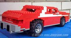 The MOC Blog: LEGO MOC DIY | Ford Gran Torino Starsky & Hutch