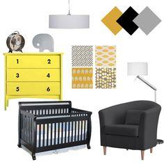 Nursery Design Plan | Domestic Adventure