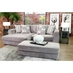 cloud living room set from MOR furniture