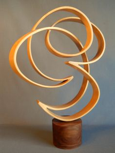 JUPITER Hand Carved Wood Sculpture von JohnAndGretchen auf Etsy, $3400,00