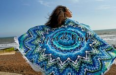 Buy this festival blanket for just £24 when you spend £45 on a single transaction in the Rock Shop! #ThisIsHardRock #festival #blanket #towel #hardrock