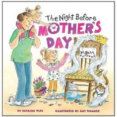 The Night Before Mother's Day (Reading Railroad): Natasha Wing, Amy Wummer: 9780448452135: Amazon.com: Books