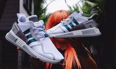 adidas Teases All-New, Technical EQT Sneaker