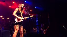 "Samantha Fish - ""Sucker Born"" live"