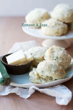 Romano & Sage Biscuits