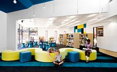 Great blog post on classroom/library design.