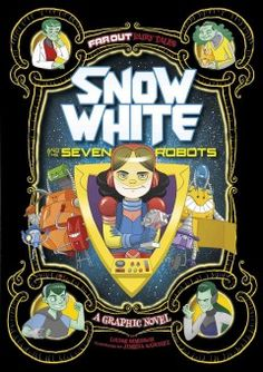 The Queen of Techworld, afraid that Snow White will supplant her as the smartest scientist, exiles the child--but the robots that she repairs save her and help her defeat the evil queen.