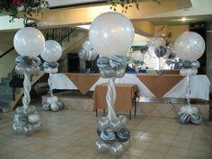 Large Balloon Columns