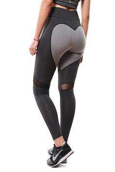 6a94ae07463 APTERA Women s High Waist Leggings Color Contrast Tights Full Length With  Mesh Panels For Yoga Jogging