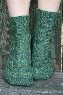 Ravelry: Footsie pattern by Allison Haas Knitting Socks, Hand Knitting, Knitting Patterns, Knit Socks, Yarn Projects, Knitting Projects, Little Cotton Rabbits, Mittens Pattern, How To Purl Knit
