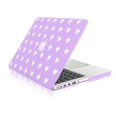 Pink Heart Shape Design Ultra Slim Light Weight Hard Case Cover for Apple MacBook Pro with Retina Display Model: and Macbook Pro Retina, Apple Macbook Pro, Macbook Air 13 Cover, Macbook Pro 15 Case, Mac Book, Marble Gold, Macbook Pro Accessories, Tech Accessories, Iphone 5s Screen