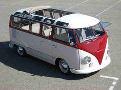 Chip Foose VW Microbus Design