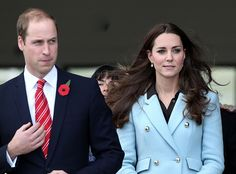Catherine, Duchess of Cambridge and Prince William, Duke of Cambridge visit Pembroke Refinery in Pembroke, Wales. 08 November 2014
