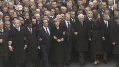 Weltweit stehen die Menschen zu Frankreich | Alle Inhalte | DW.DE | 10.01.2015