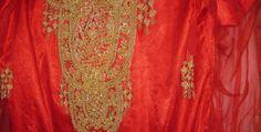 Zardozi embroidery of Asia