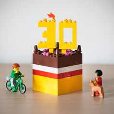 30 - The Cake Is a LEGO