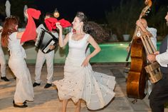 Watch a show or even partake in the typical Apulian dance of the Pizzica. Let your hair down and dance about and sing with the locals.