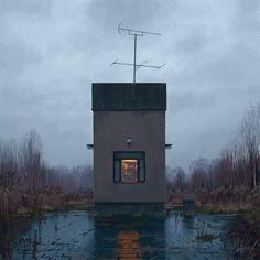 Works Of Simon Stålenhag. - Album on Imgur